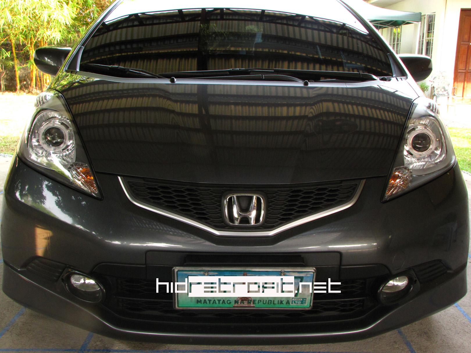 Hid Retrofit 187 Honda Jazz Ge 2009