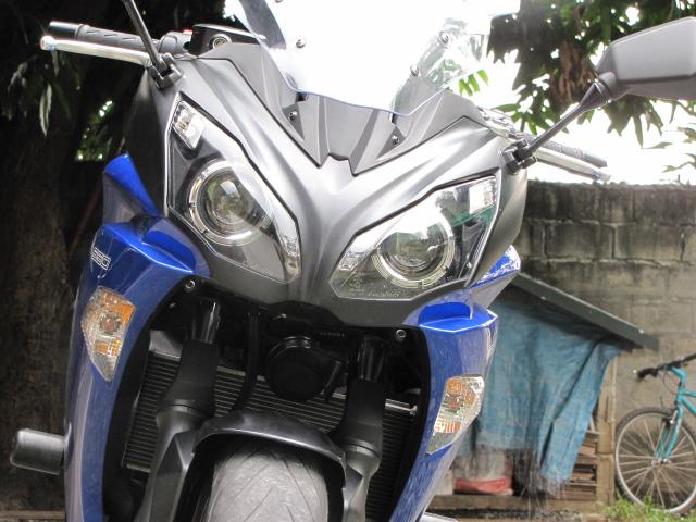 Kawasaki Ninja Hr Headlights