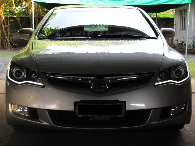 Hid Retrofit 187 Honda Civic Fd 2008