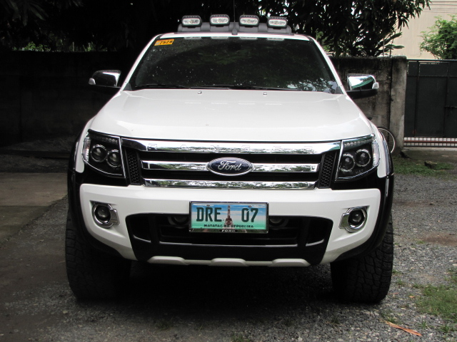 Hid Retrofit 187 Ford Ranger 2013