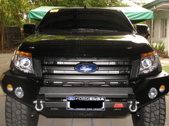 Hid Retrofit 187 Ford Ranger 2013 Monster T6