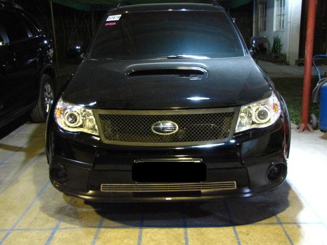 Hid Retrofit 187 Subaru Forester Fxt 2010