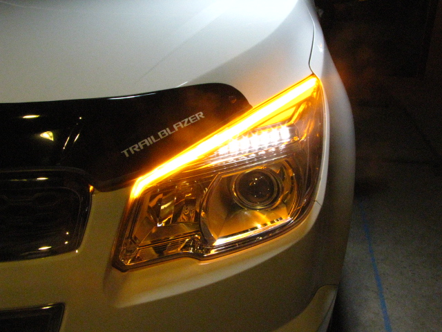 Hid retrofit chevrolet trailblazer ltz auto on and dual intensity for drl and driving light function led bars for signal indicators mozeypictures Image collections