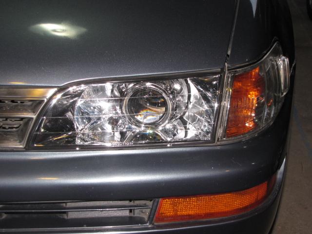 Toyota corolla 1996 headlight