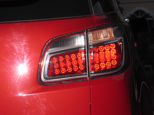 Chevrolet Trailblazer 2017 Tail Light Retrofit