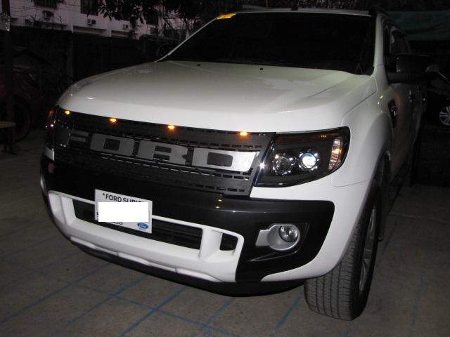 Hid Retrofit 187 Ford Ranger T6 2014