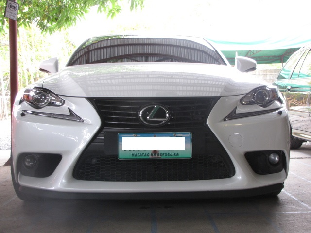 Hid Retrofit  U00bb Lexus Is350 2014