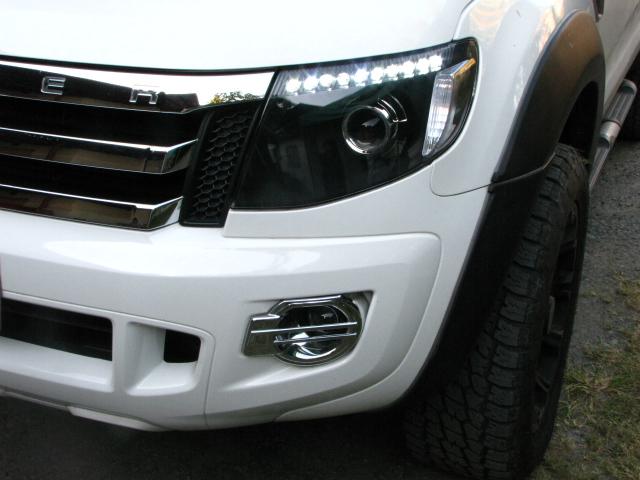 Hid Retrofit 187 Ford Ranger T6 2013