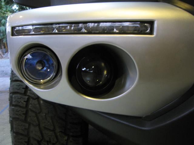 Toyota Fj Cruiser on Fj Cruiser Fog Lights