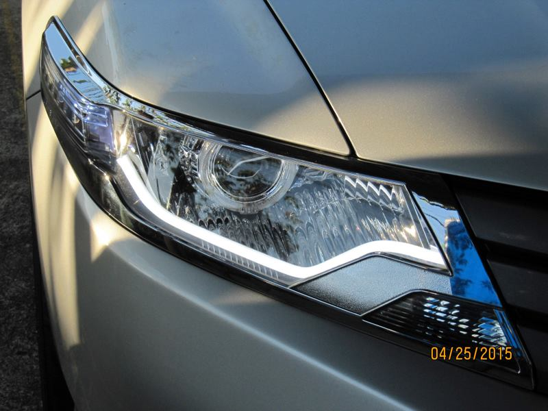 Hid retrofit honda city gm3 this one come with our stage2 package bmw type angel eyes for drl function and led bar for park light and turn signal indication aloadofball Gallery