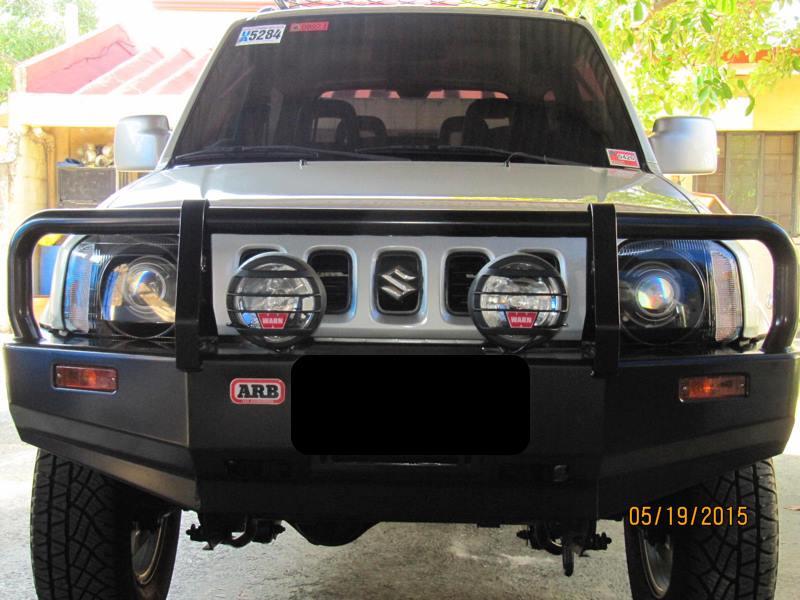 Hid Retrofit  U00bb Suzuki Jimny