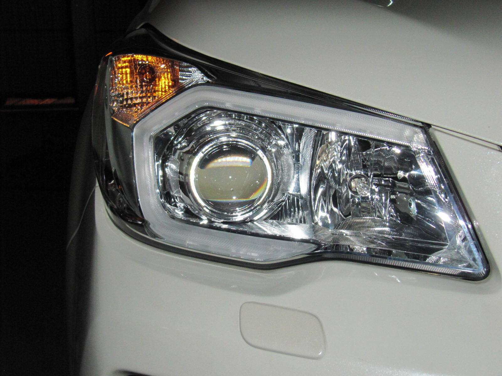 hid retrofit acirc subaru forester xt scroll down and see how we open and re seal headlights as if it was not opened at all oem goodness added 2 5prime hid fog projectors for maximum foreground
