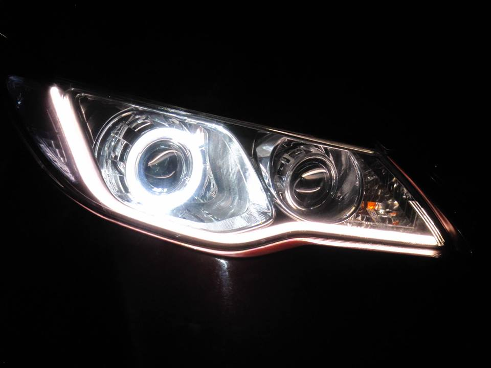 Hid Retrofit 187 Honda Civic Fd
