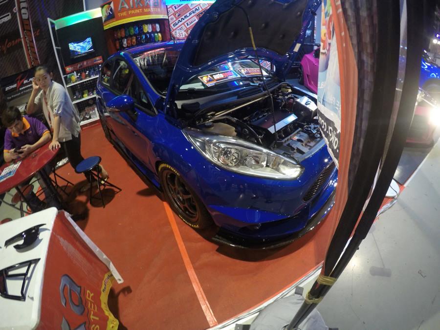 Hid Retrofit 187 Ford Fiesta
