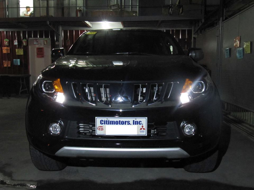 Hid Retrofit  U00bb Mitsubishi Strada 2015
