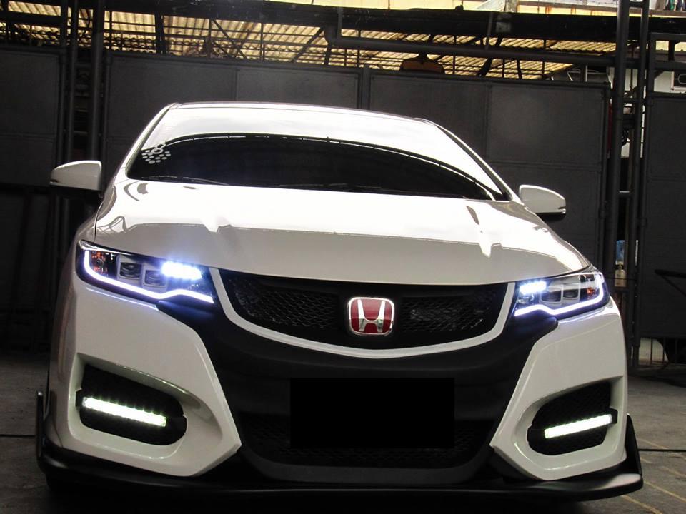 Hid Retrofit 187 Honda City Gm6 2016