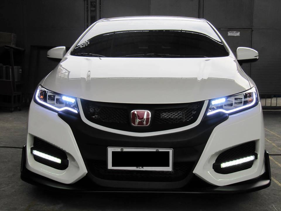 HID Retrofit » Honda City GM6 2016
