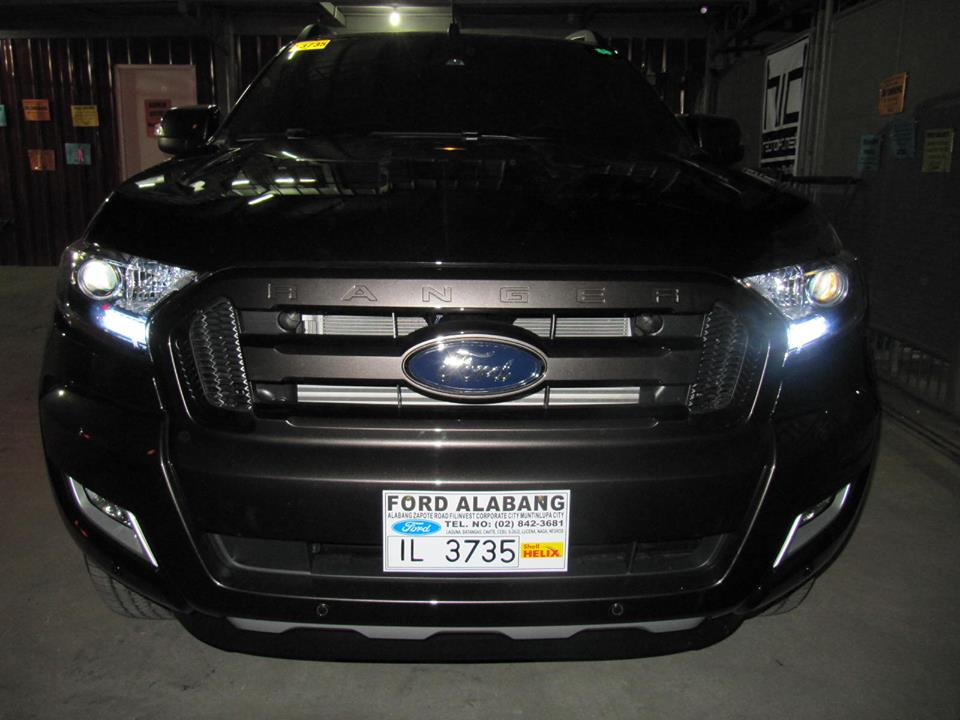 Hid Retrofit 187 Ford Ranger T7 And T6