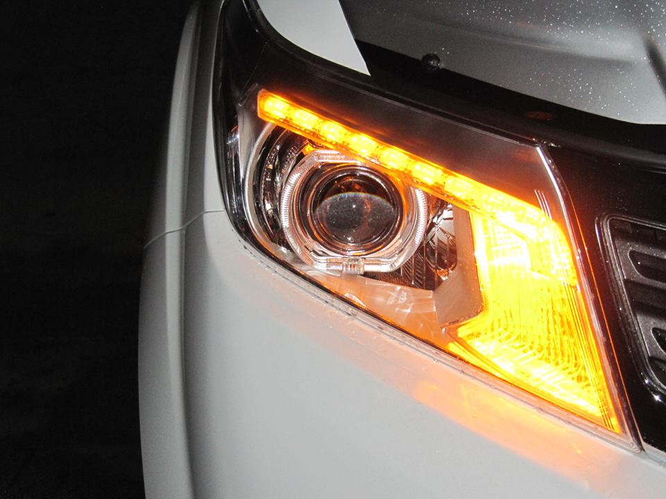 Hid Retrofit 187 Nissan Navara Np300