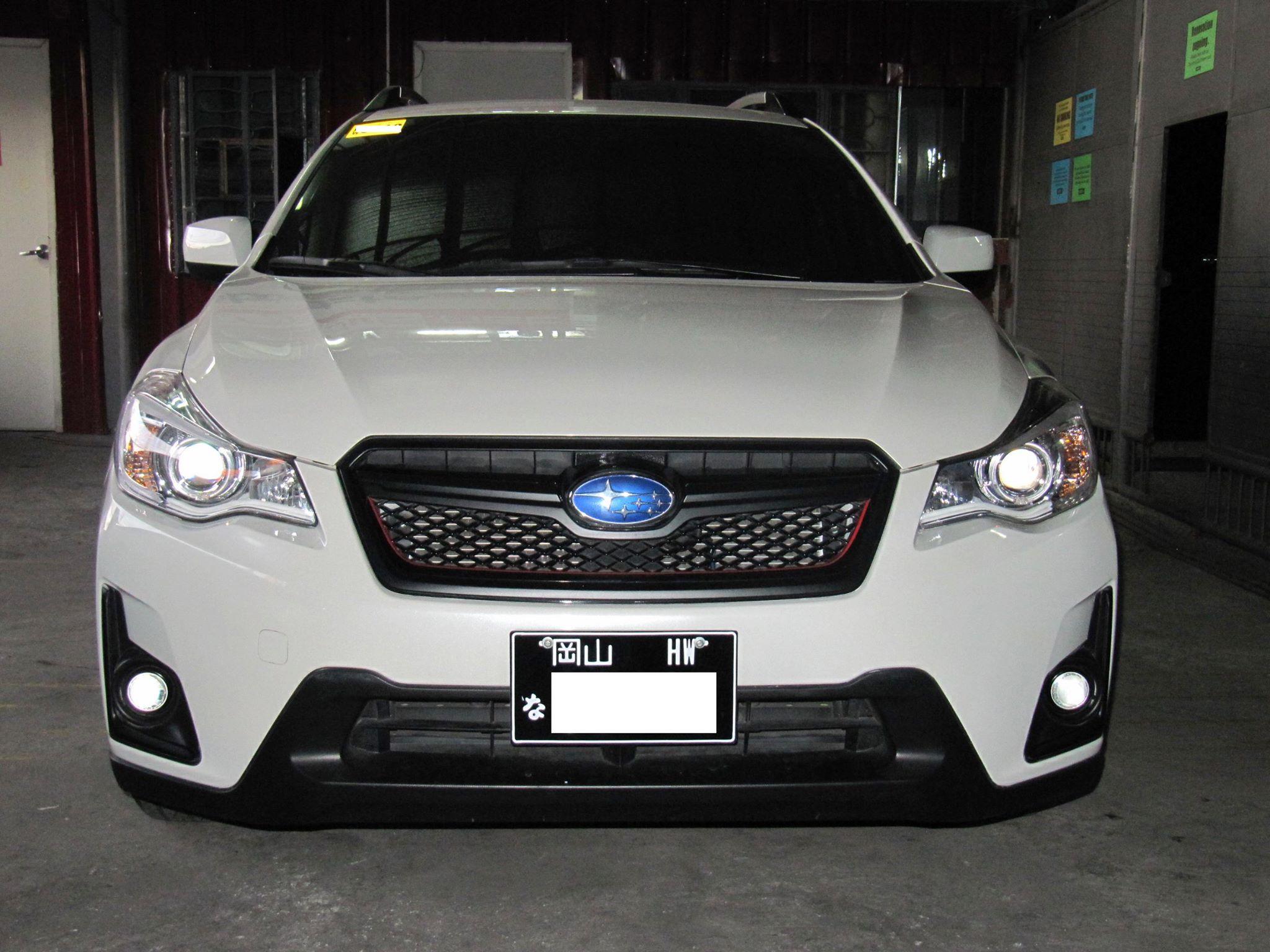 HID Retrofit Subaru XV 2016