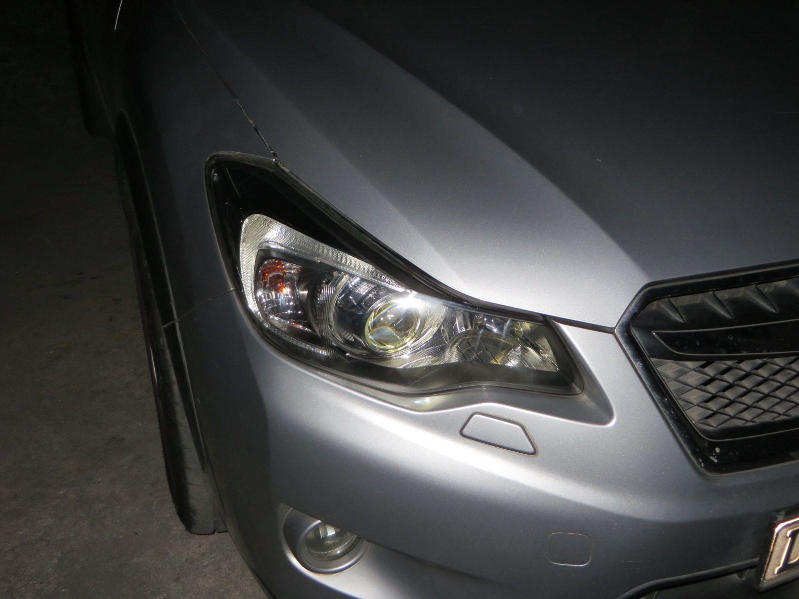 HID Retrofit » Subaru XV